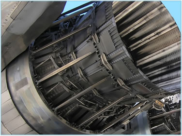 Fighter Jet Afterburner Nozzle Control